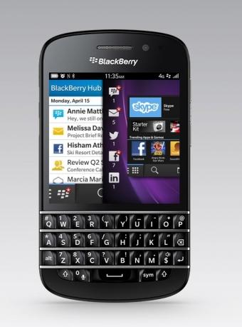 Investerare vill köpa bitar av Blackberry-kakan