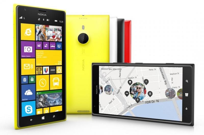 Nokia Lumia blir stor på riktigt