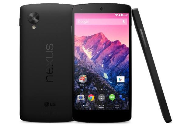 Här är nya Google-mobilen