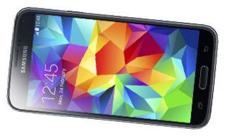 Första titten på Galaxy S5