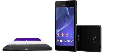 Xperia M2 – prisvärd 4g från Sony passar företag