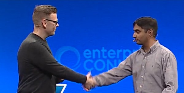 Cisco och Google in i uc-allians