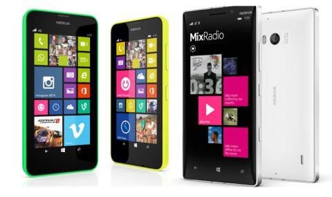 Triss i WP 8.1 från Nokia