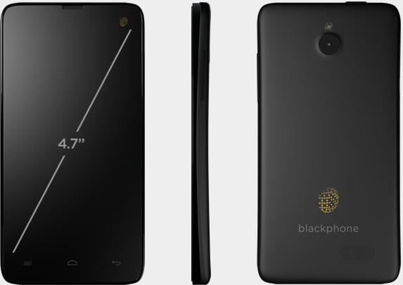 Säljstart för Blackphone