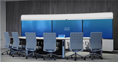 Cisco nysatsar på telepresence