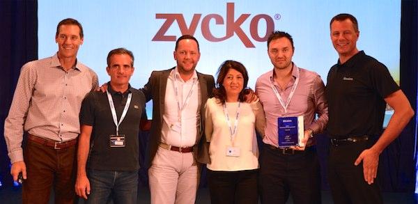 Lifesize lyfter Zycko som årets bästa partner
