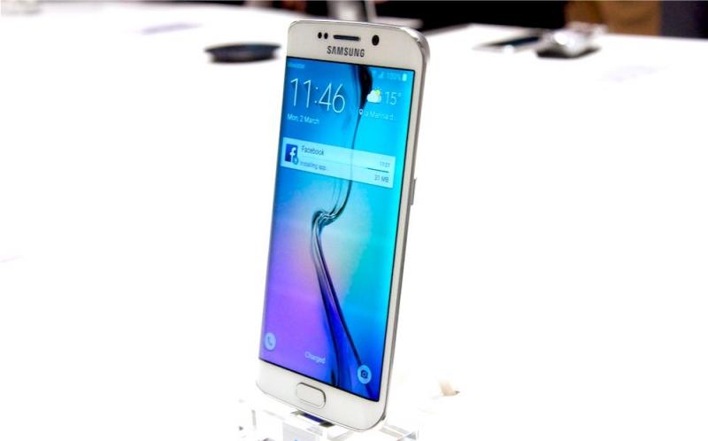 Första intrycket av Galaxy S6 Edge