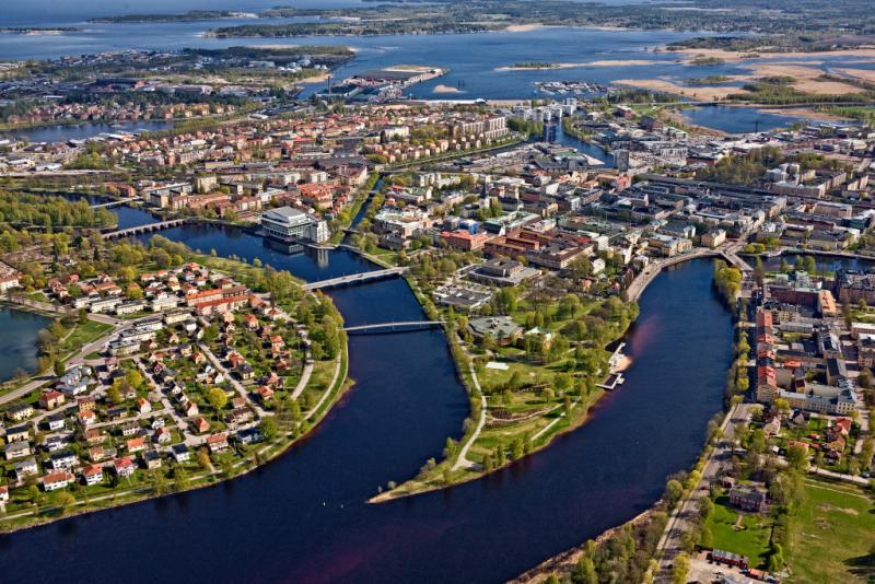 Karlstad tar ansvaret för egna stadsnätet