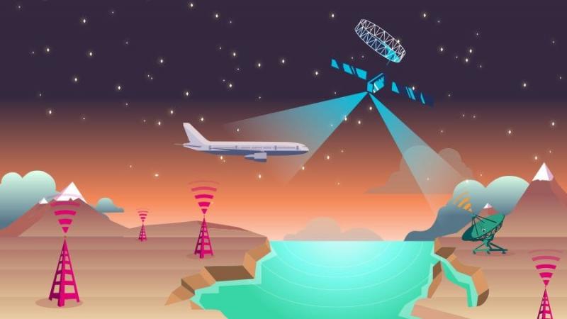 Så ska flyg-wifi få upp farten