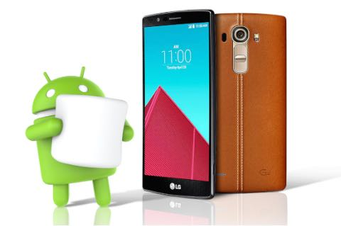 LG snabbt ute med Android 6