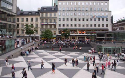 5g på plats i Stockholm redan 2018