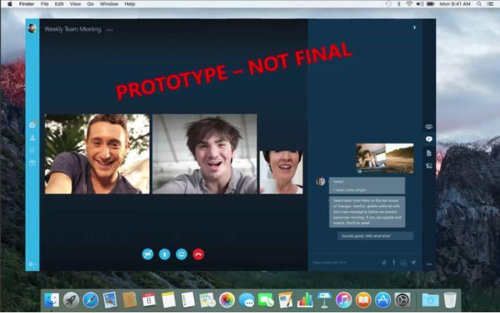 Fortsatt Skype-väntan för Mac-användare