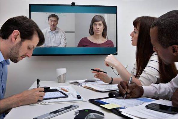 Ännu mer Skype för Polycom