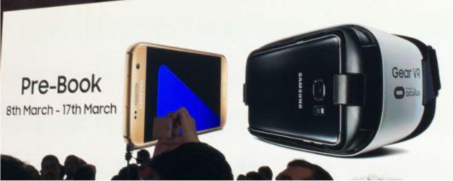 Rekordmånga förbeställningar av Galaxy S7