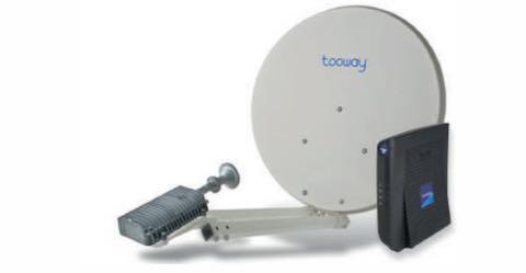 bredband via parabol