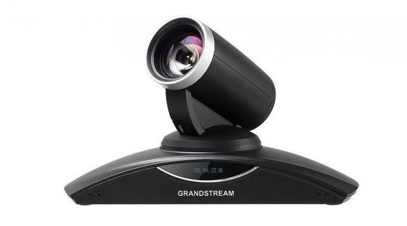 Grandstream sänker tröskeln till rumsvideo