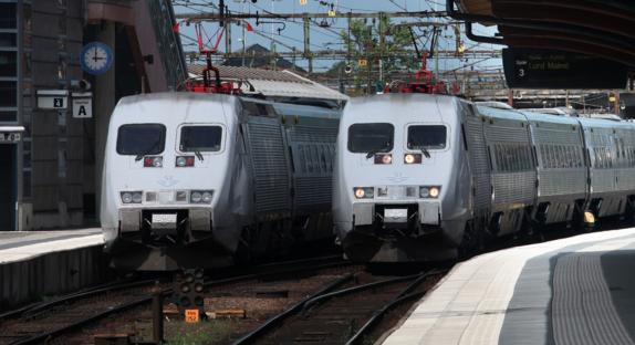 Snart dags för snabbsurf längs järnvägarna