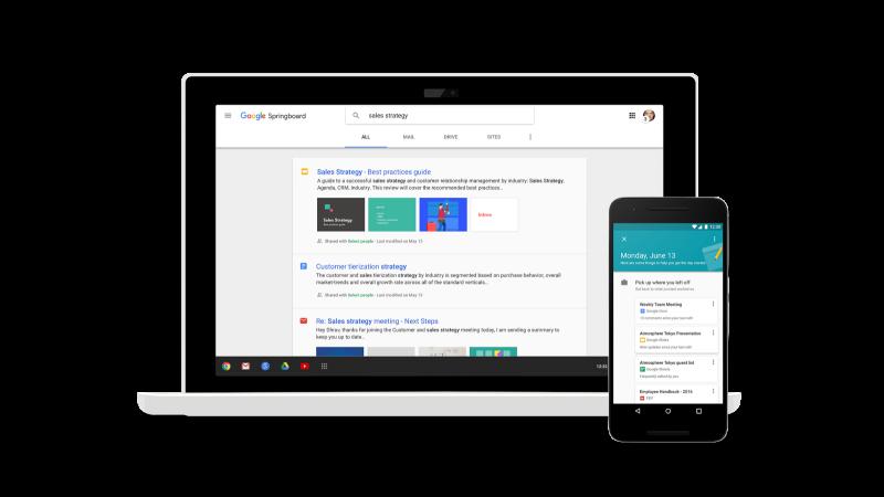 Google går på offensiven om företagskunder