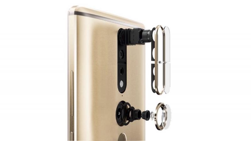 Här är mobilen som känner in rummet