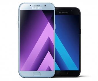 Uppgraderad serie från Samsung