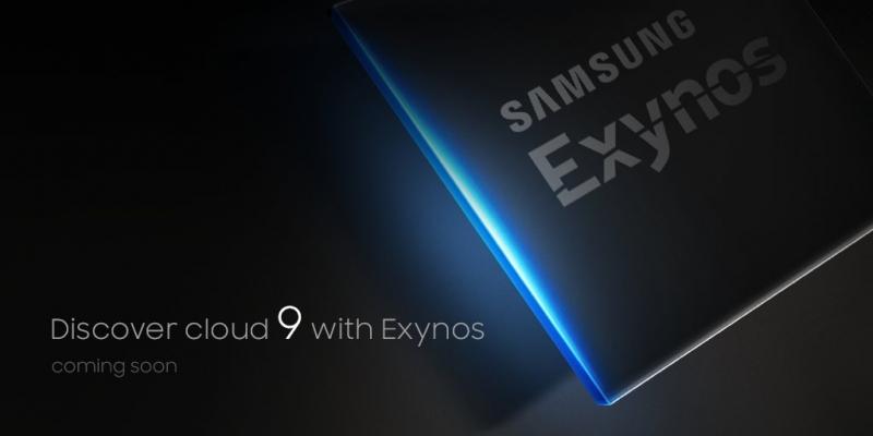 Ny Exynos från Samsung