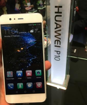 Foto i fokus för Huawei