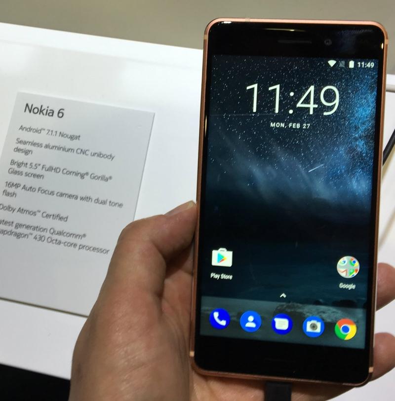 Nokia förväntas boosta Android