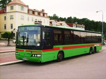 Smartare bussbyten med Hogia