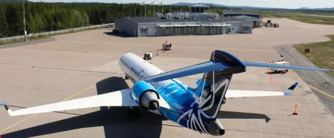 Ny kommunikation på Lapland Airport