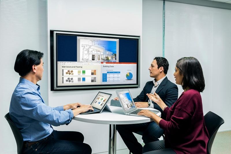 Polycom lanserar enkel presentationslösning