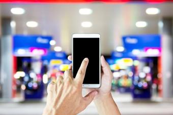 Märkningsguide i mobilen