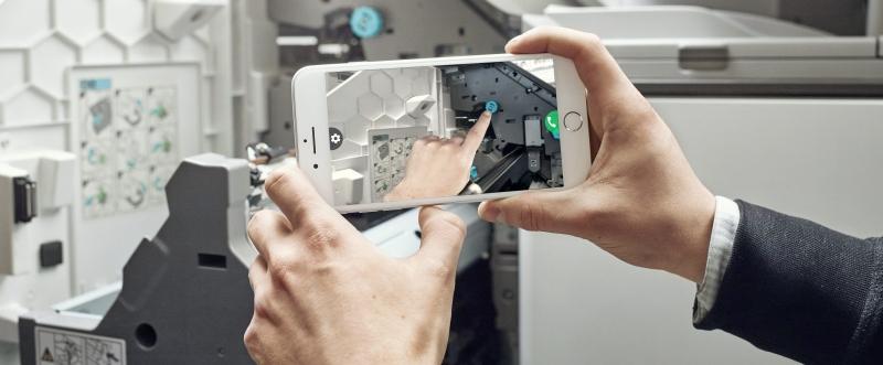 AR-tjänsten flyttar in i mobilen
