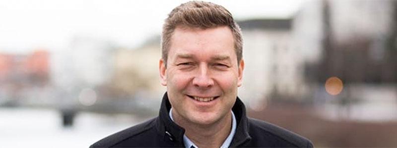 Daniel Krook: Globala jättar tar sig in på marknaden