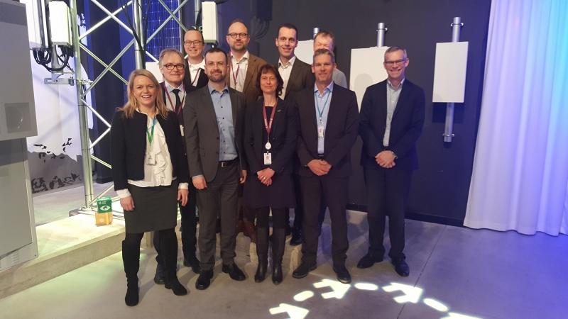LTH och Ericsson i nytt 5g-samarbete