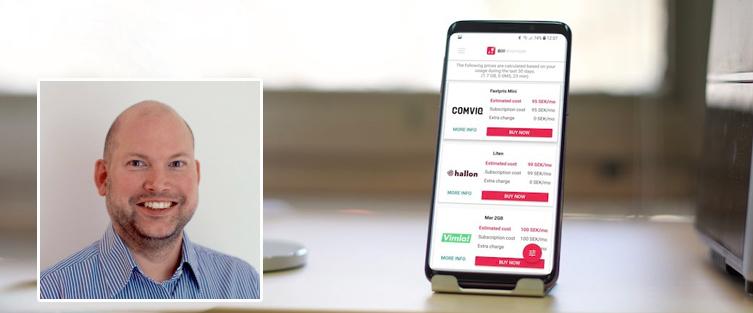 Nya appen ska hjälpa konsumenter spara pengar