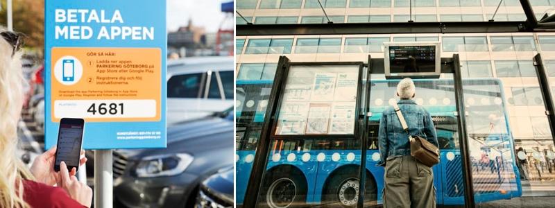 Ny mobilitetstjänst testas i Göteborg
