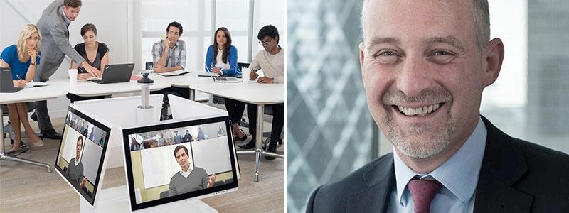 Han varnar för säkerhetsrisker kring videokonferenser
