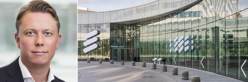 """Ericsson: """"Man måste tänka på vilket företag man vill vara"""""""