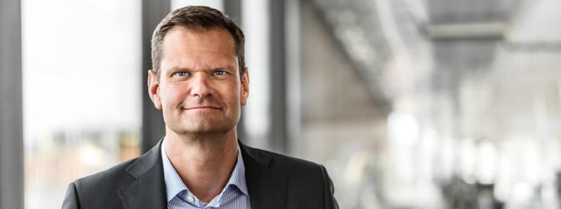 Patrik Hofbauer lämnar Telenor för Svenska spel