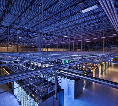 Googles ai-kylda serverhallar gav massiv besparing