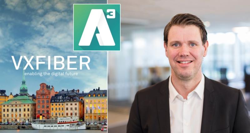 Henrik Nilsson lämnar A3 – går till VX Fiber