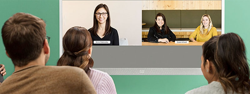 IBM tar sina möten online med Ciscos UC-lösning Webex