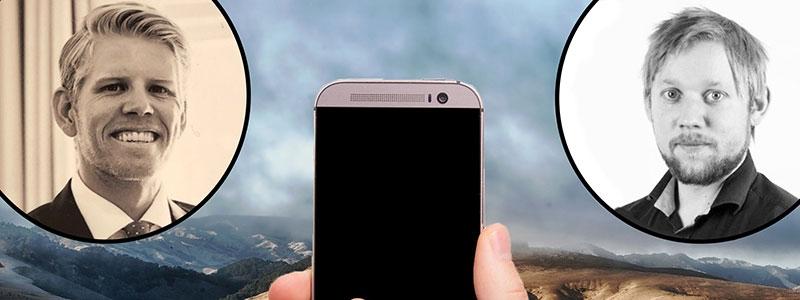 Experterna listar de hetaste mobiltrenderna