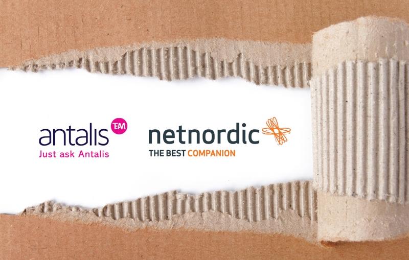 Netnordic levererar till Antalis