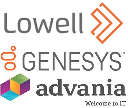 Lowell väljer Genesys vid Nordenetablering
