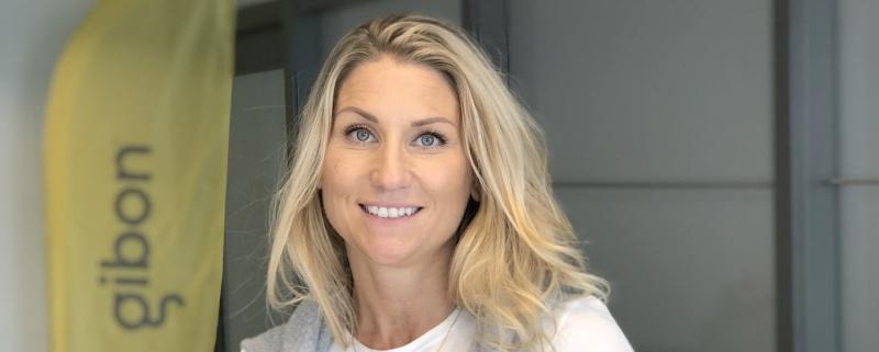 Mia Åslander tar över på Gibon