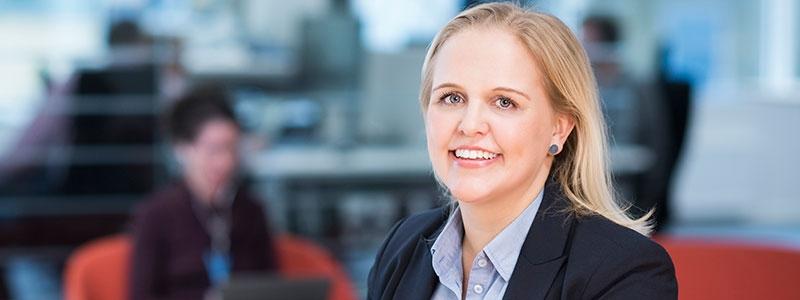 Sandra Alenius om nya jobbet på Telia – och framtidens kundtjänst