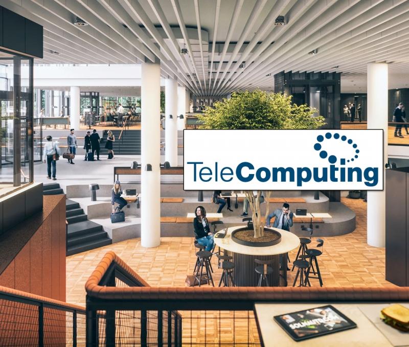 Telecomputing flyttar till Solna