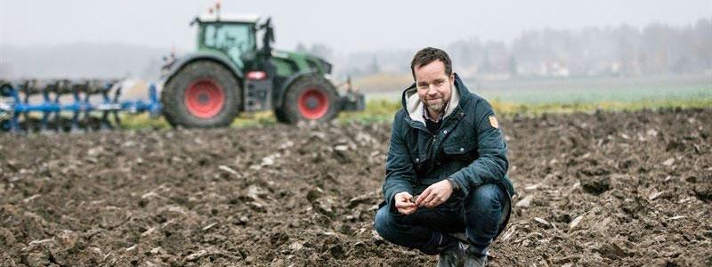 Teknik från Ericsson och Telia ska bygga framtidens jordbruk