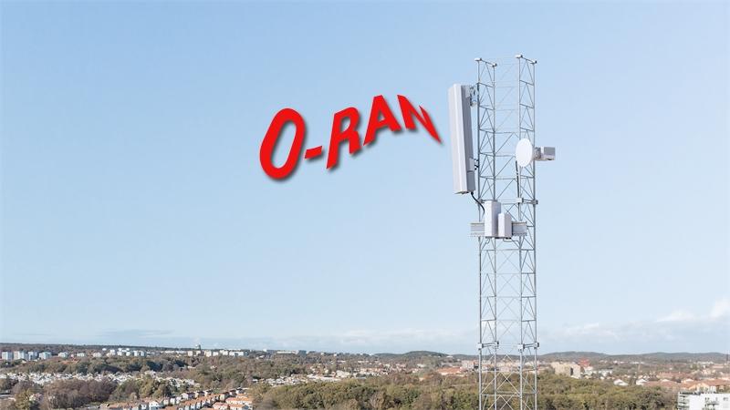 Ericsson går in i O-RAN-alliansen